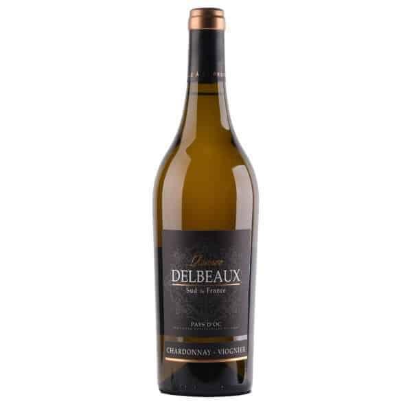 Delbeaux Reserve Chardonnay Viognier Wijnhandel Smit