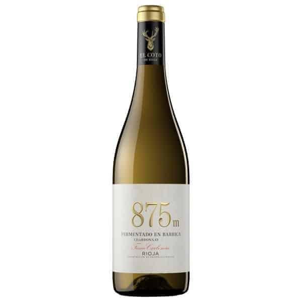 El Coto 875m Chardonnay Barrique Rioja Wijnhandel Smit