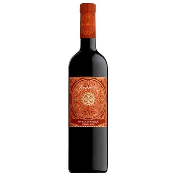 Feudo Arancio Nero d Avola Wijnhandel Smit