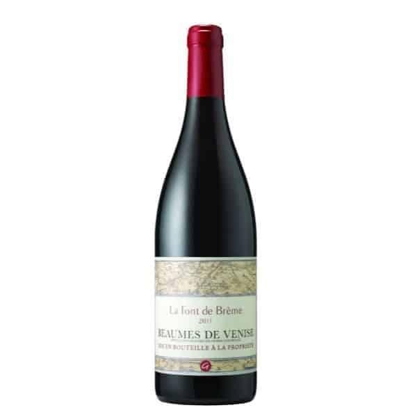 La Font de Brème Beaumes de Venise Wijnhandel Smit