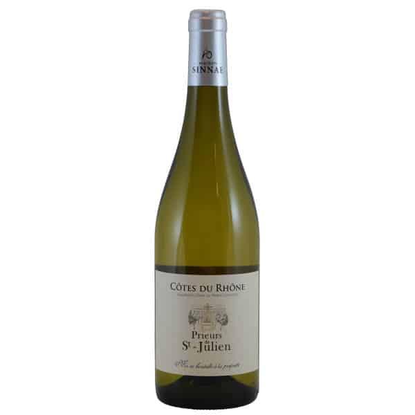 Prieurs-de-st-julien-cotes-du-rhone-blanc Wijnhandel Smit