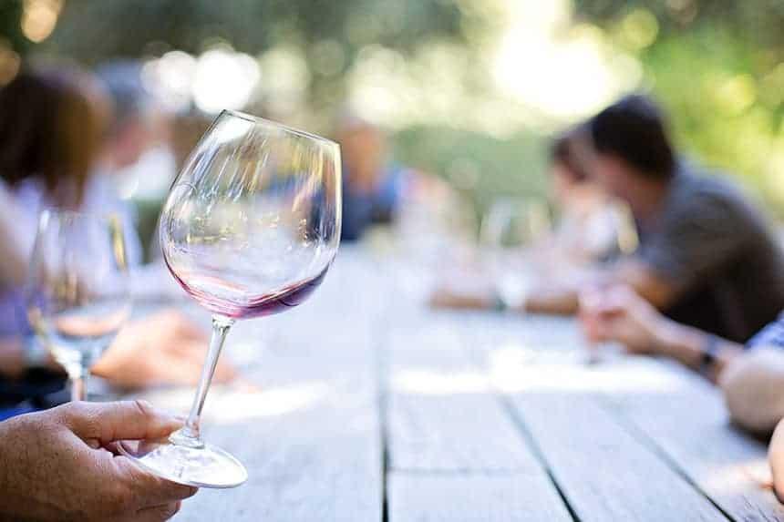 Wijnproeverij muzikale wijnbeleving Wijnhandel Smit