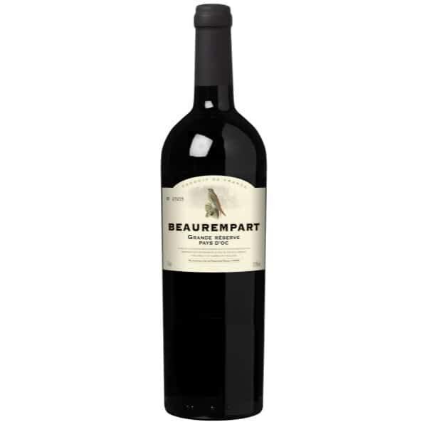 Beaurempart Grande Reserve Rouge Wijnhandel Smit
