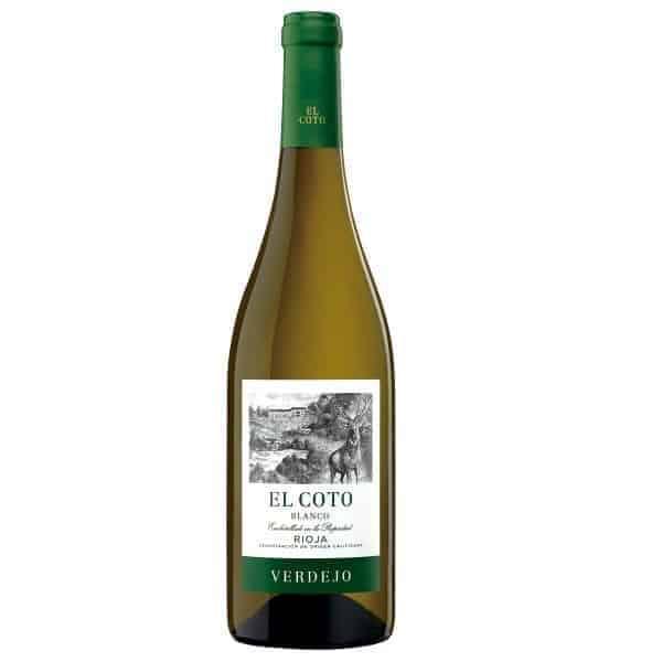El Coto Verdejo Rioja - WIjnhandel Smit