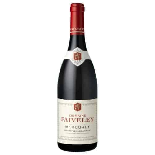 Domaine Faiveley Mercurey Clos du Roy 1er Cru Wijnhandel Smit