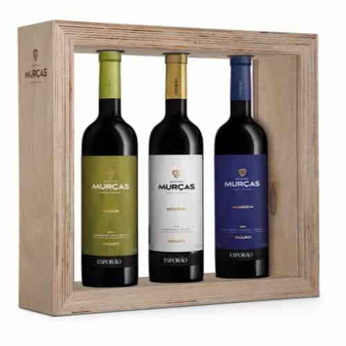 Quinta dos Murcas Trio Collection