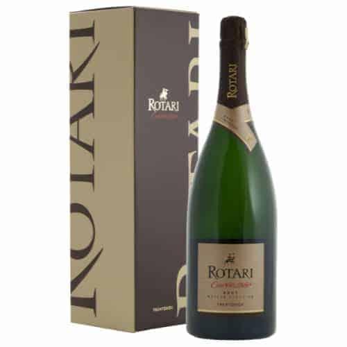 Rotari Cuvee 28 Magnum in geschenkverpakking Wijnhandel Smit