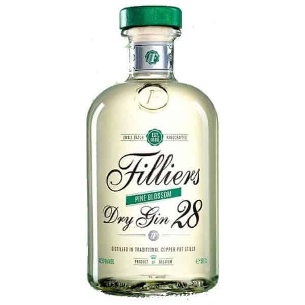 Filliers Dry Gin 28 Pine Blossom Wijnhandel Smit
