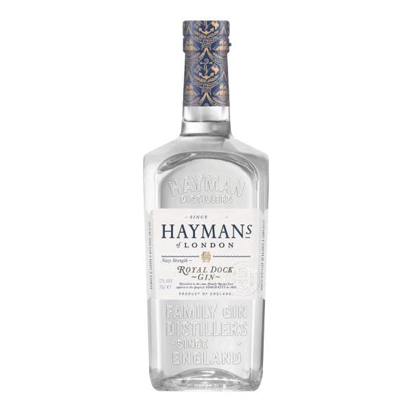 Haymans Royal Dock Navy Strength Gin Wijnhandel Smit