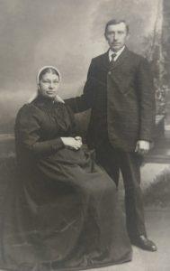 Helena Lammert ca 1890