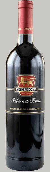 Knorhoek Cabernet franc rood Wijnhandel Smit