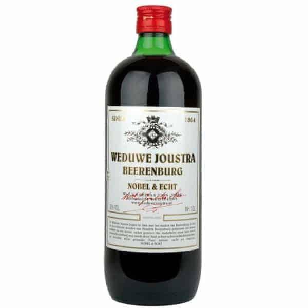 Weduwe Joustra Beerenburg 100cl Wijnhandel Smit