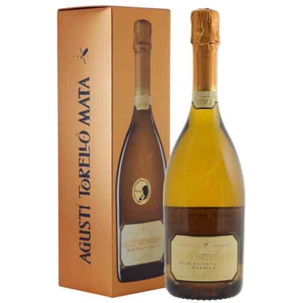 Agusti Torello Barrica Gran Reserva Wijnhandel Smit