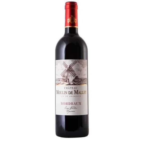 Chateau Moulin de Mallet Bordeaux Wijnhandel Smit