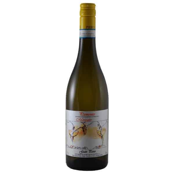 Piero Gatti Moscato Piemonte Wijnhandel Smit