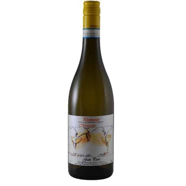 Piero gatti moscato piemonte Wijnhandel Smit 1