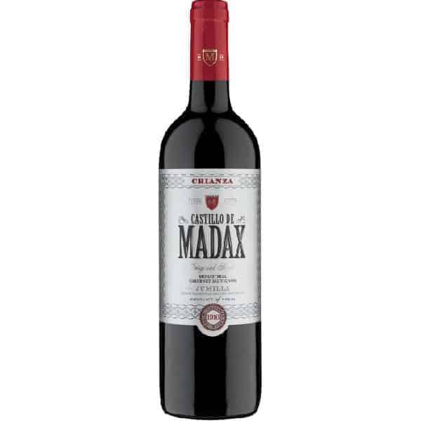 Castillo de Madax Crianza Wijnhandel Smit