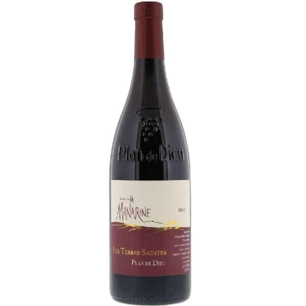 Domaine La Manarine Les Terres Saintes Plan de Dieu Wijnhandel Smit