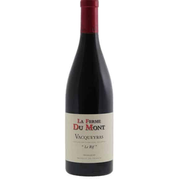 La Ferme du Mont Vacqueyras Le Rif Wijnhandel Smit