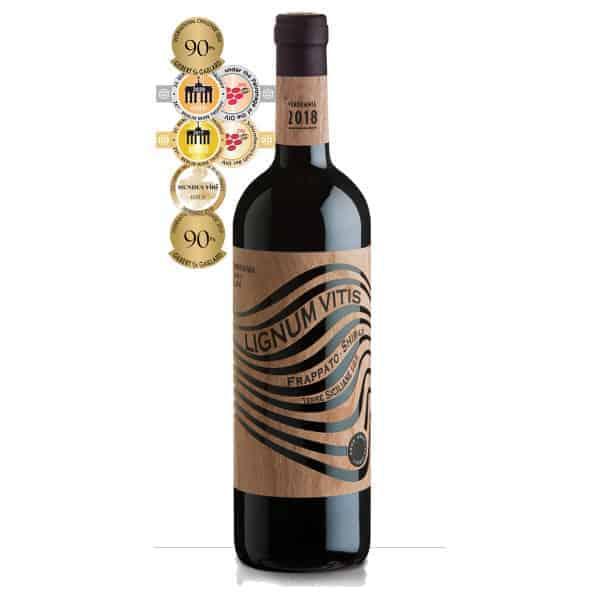 Lignum Vitis Frappato Shiraz Wijnhandel Smit