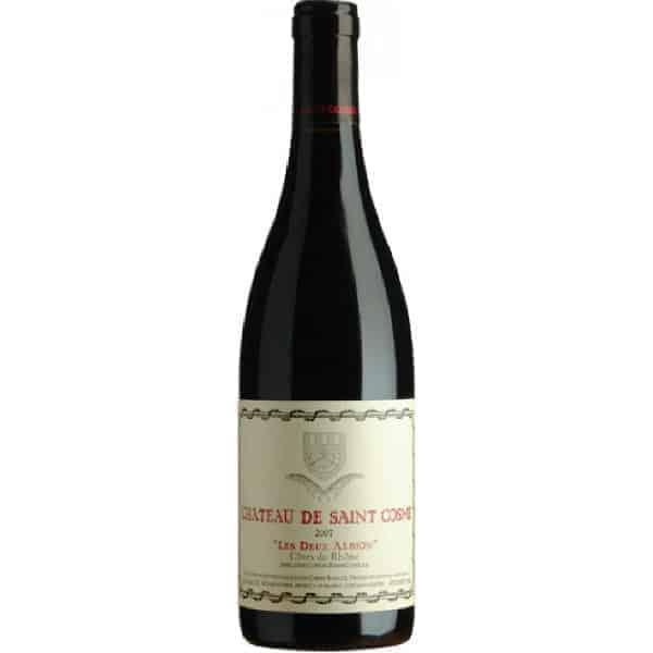 Sainte Cosme Les Deux Albions Wijnhandel Smit