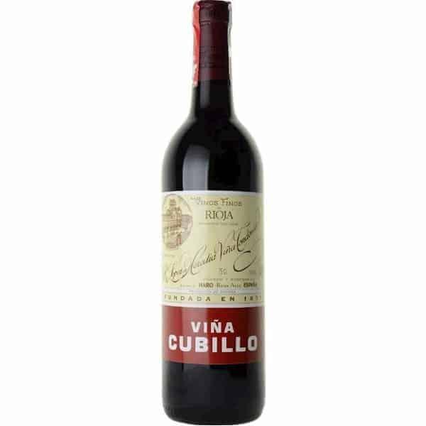 Vina Cubilo Crianza Wijnhandel Smit