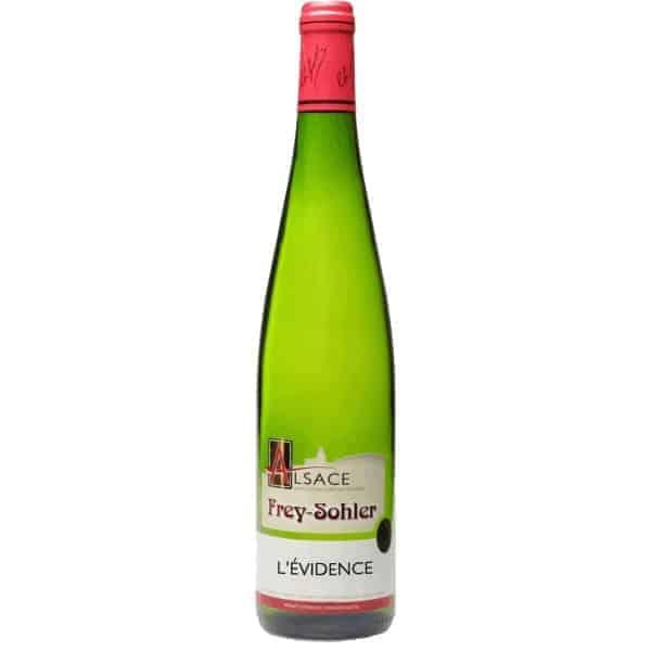 Frey Sohler L evidence Edelzwicker Wijnhandel Smit