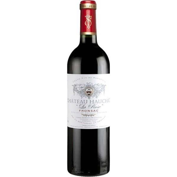Chateau Hauchat La Rose Fronsac Wijnhandel Smit