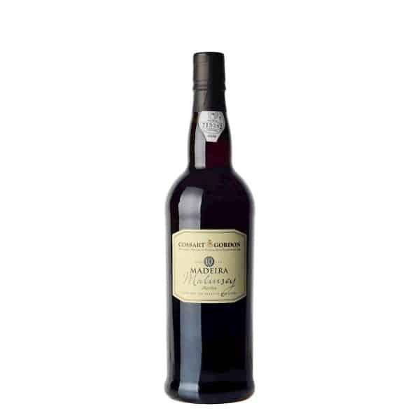 Madeira Cossart Malmsey 10 yo Wijnhandel Smit