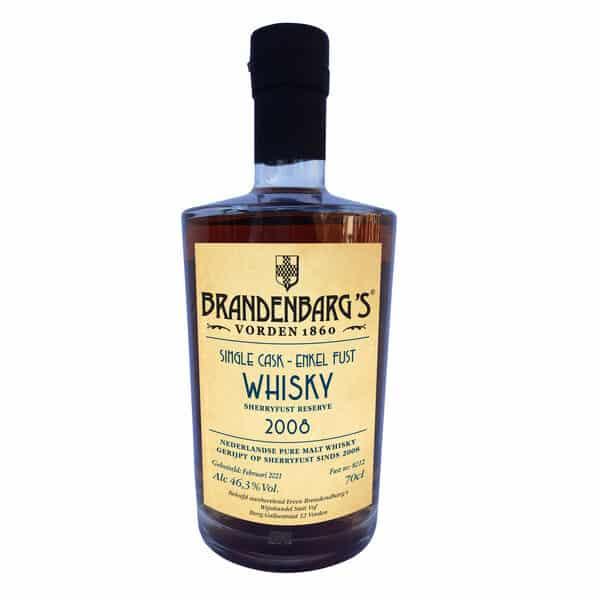 Brandenbargs 1e Sherry Reserve Whisky