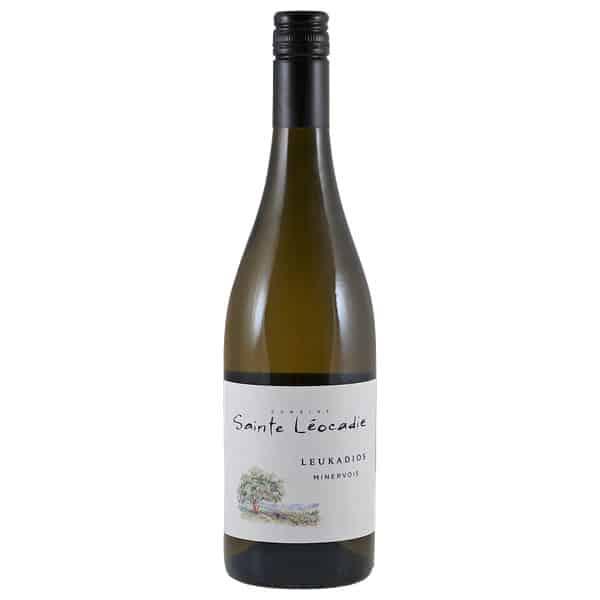 Sainte-leocadie-leukadios-blanc