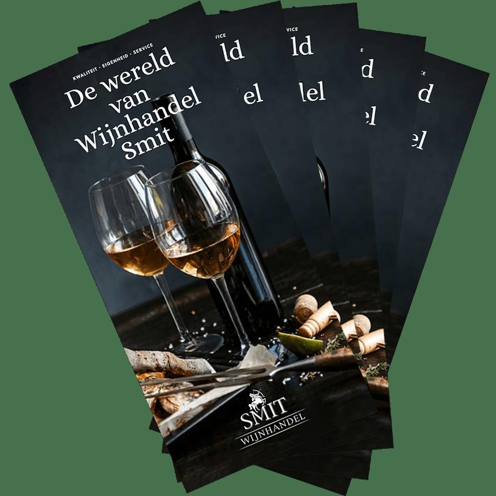 Boekjes de wereld van wijnhandel smit